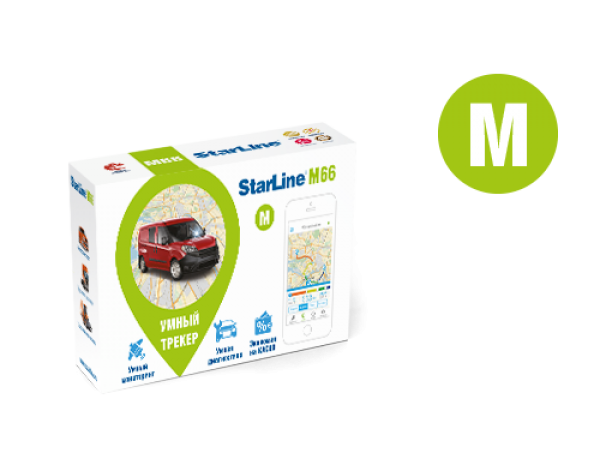 StarLine M66-M eco (Маяк-иммобилайзер)