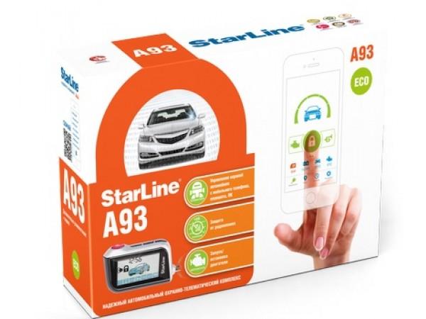 StarLine A93 eco