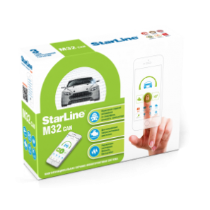StarLine M22 CAN ST