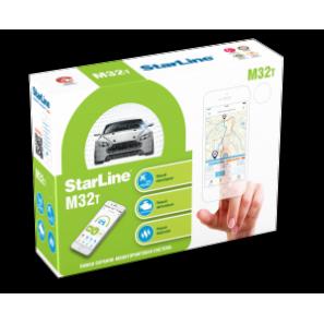 Starline M22 Can+Lin ST (автозапуск с телефона)
