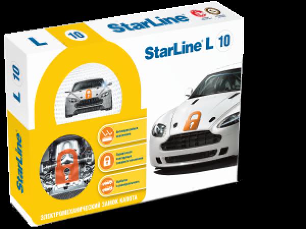 Электромеханический замок капота StarLine L10
