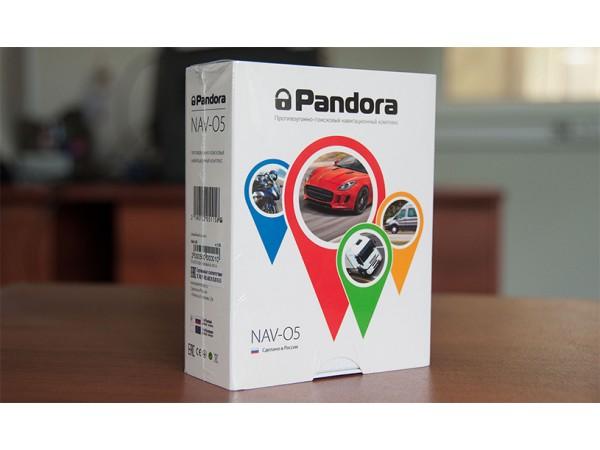 Иммобилайзер Pandora NAV-05 (Маяк+иммобилайзер)